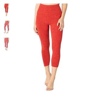 NWT Beyond Yoga cropped leggings